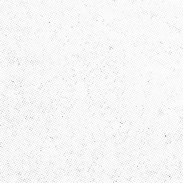 Superposition subtile de texture vecteur points demi-teinte Vecteur Premium