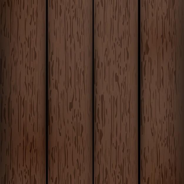 Surface En Bois. Fond En Bois. Texture Du Bois. Surface De La Planche. Planche. Sol. Vecteur Premium