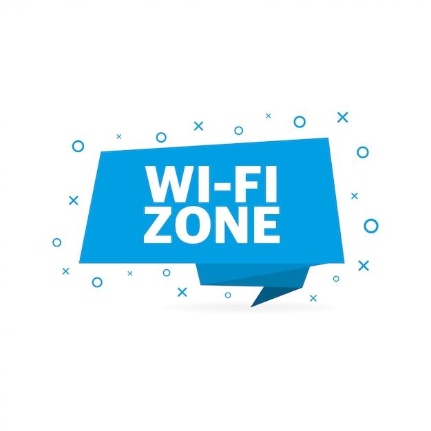 Symbole Wifi Vecteur, Icône Wifi Gratuit Sur Blanc Vecteur Premium