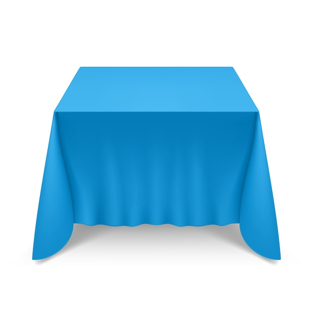 Table à Dinner Vecteur Premium