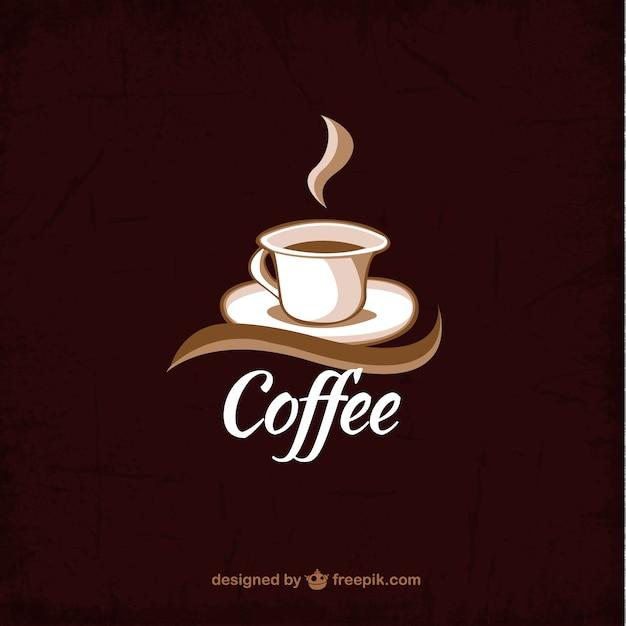 Tasse de café de fond  Télécharger des Vecteurs gratuitement
