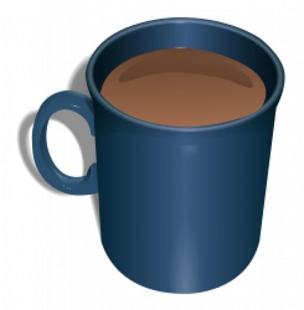 Tasse de café  Télécharger des Vecteurs gratuitement