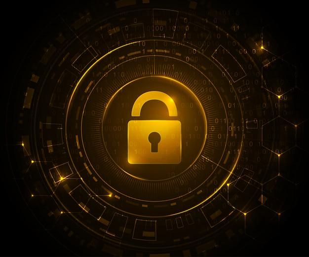 Technologie Blockchain Pour La Crypto-monnaie Vecteur Premium