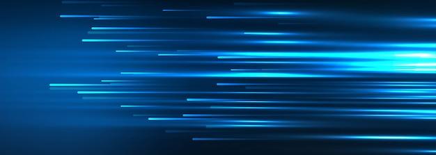 Technologie Avec Conception De Lignes De Connexion Vecteur gratuit