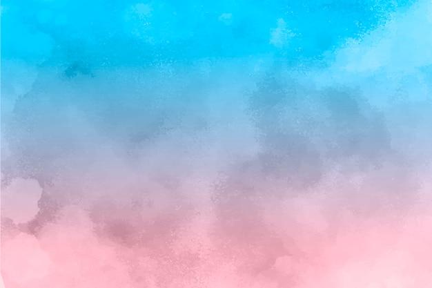 Texture aquarelle abstraite Vecteur gratuit