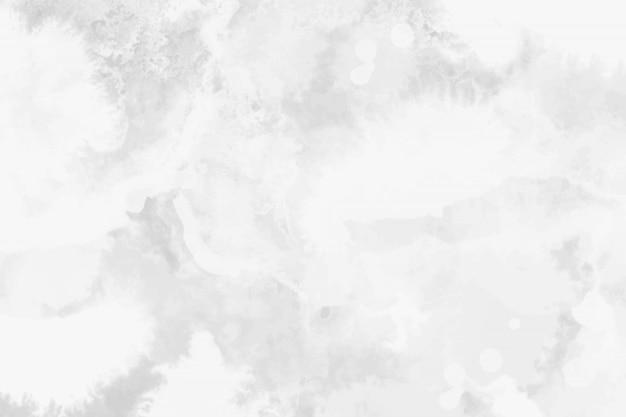 Texture Aquarelle Blanche Et Gris Clair, Fond Vecteur Premium