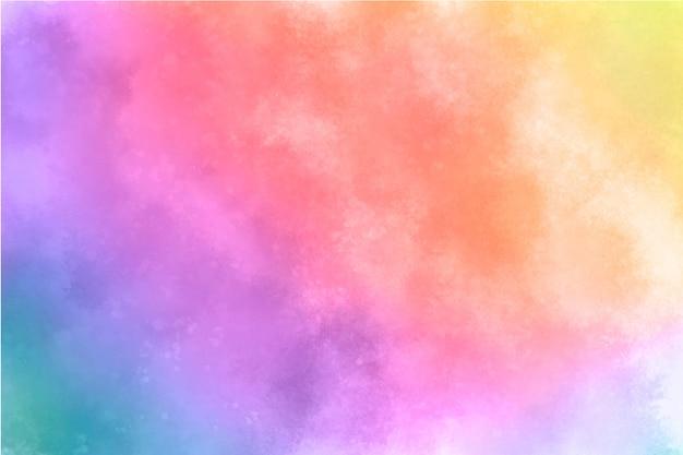 Texture aquarelle de fond Vecteur gratuit