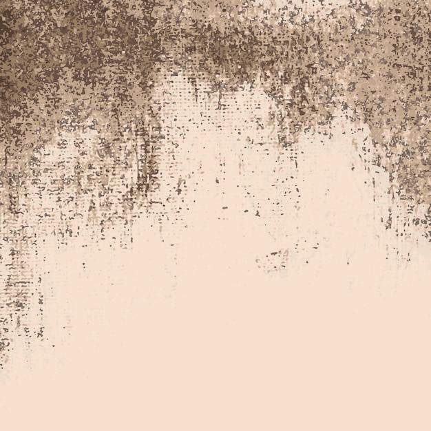 Texture beige en détresse Vecteur gratuit
