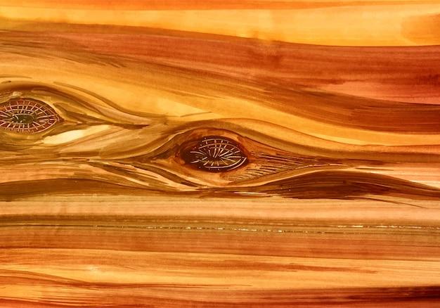 Texture Bois Abstraite Vecteur gratuit