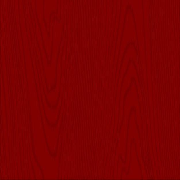 Texture En Bois Rouge Foncé Vecteur Premium