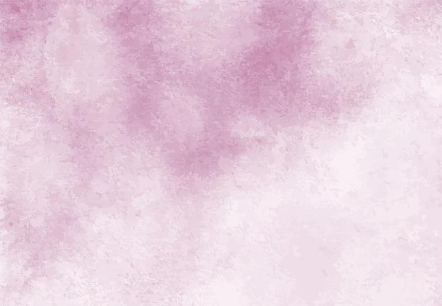 Texture De Fond Abstrait Aquarelle Pastel Peint à La Main Vecteur Premium