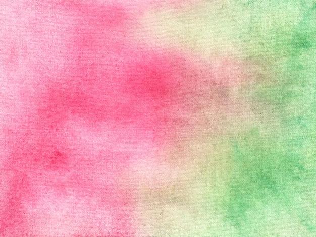 Texture De Fond Aquarelle Abstraite Vecteur Premium