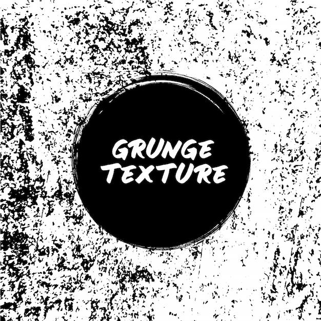 Texture De Fond Pour Le Vecteur Effet Grunge Vecteur Premium