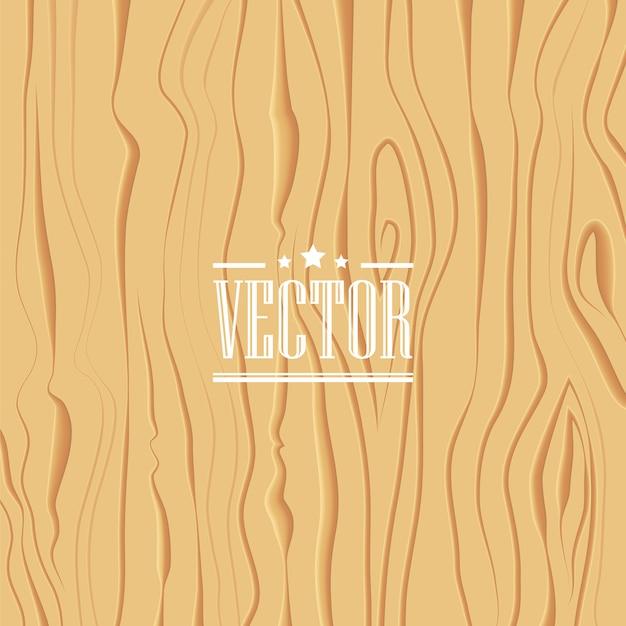 Texture légère en bois Vecteur gratuit