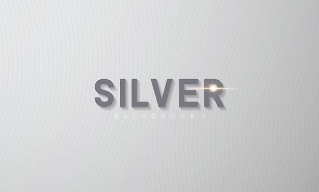 Texture De Ligne Ondulée Sur Fond Blanc Foncé Vecteur Premium