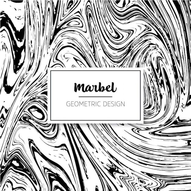 Texture de marbre de fond Vecteur gratuit