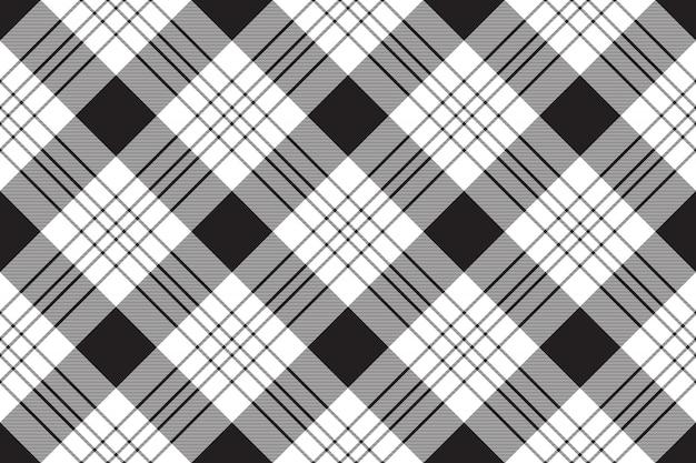 Texture de tissu sans couture chemise Vecteur Premium