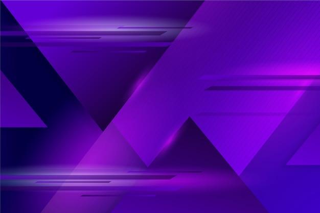 Thème Abstrait Futuriste Vecteur gratuit