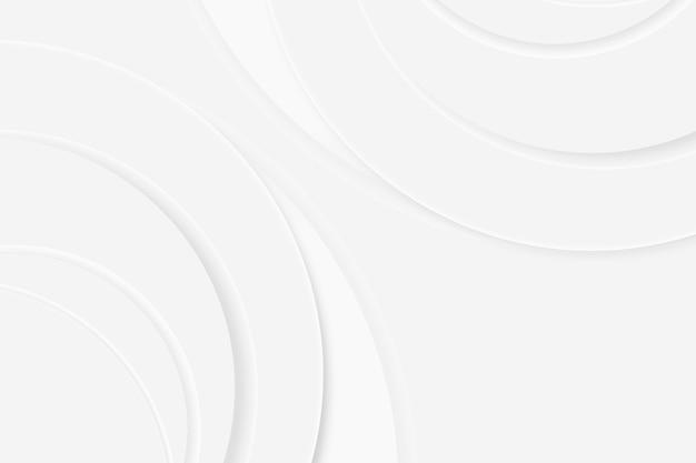Thème De Fond De Texture élégante Blanche Vecteur Premium
