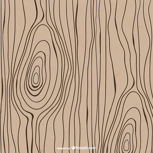 Tiré Texture De Bois Télécharger Des Vecteurs Gratuitement