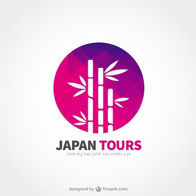 Tournée au japon Vecteur gratuit