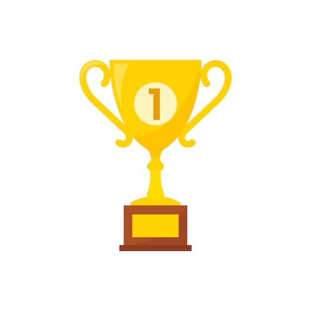 Le Trophée Vecteur gratuit