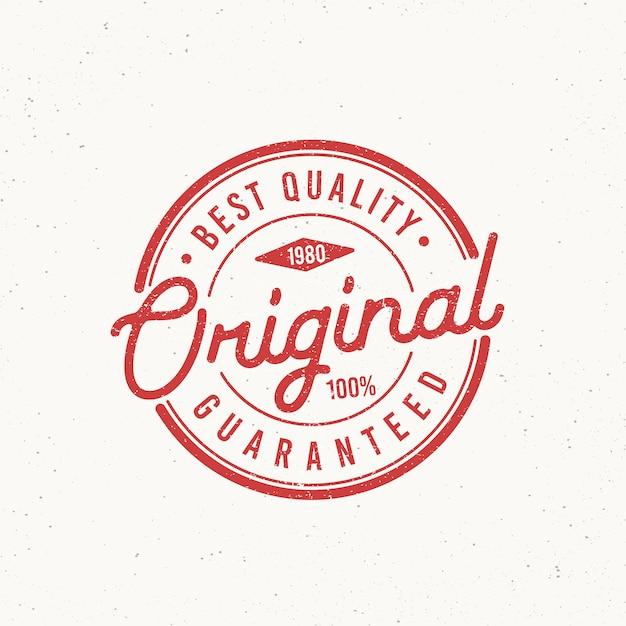 Typographie originale pour impression de t-shirt Vecteur Premium
