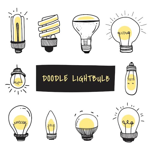 Vecteur d'ampoules Vecteur gratuit