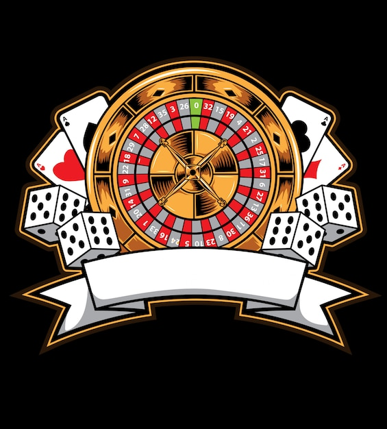 Vecteur de carte de casino Vecteur Premium