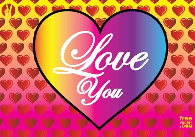 Vecteur de coeur d 39 amour t l charger des vecteurs gratuitement - Ceour d amour ...