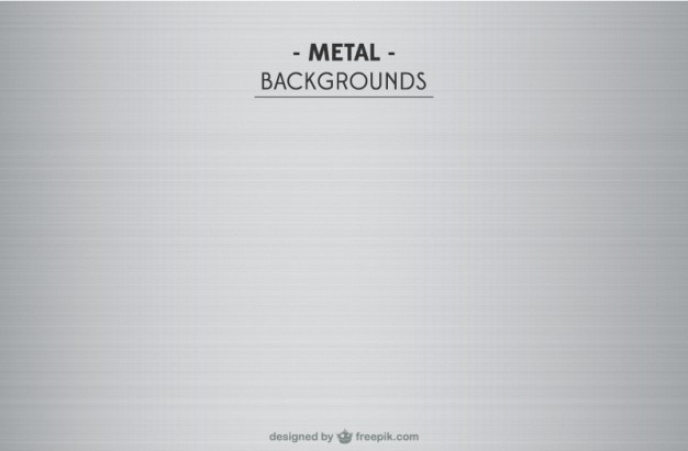 Vecteur de fond en métal libre Vecteur gratuit