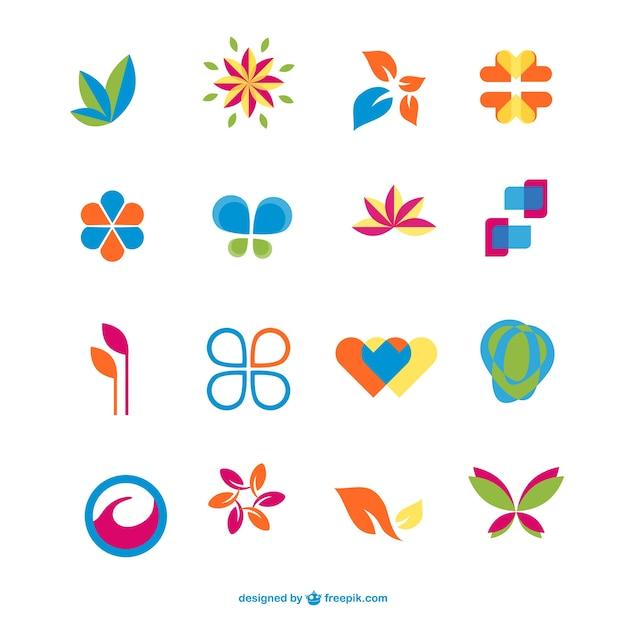 Vecteur Logo Abstrait A Telecharger Gratuitement Vecteur Gratuite