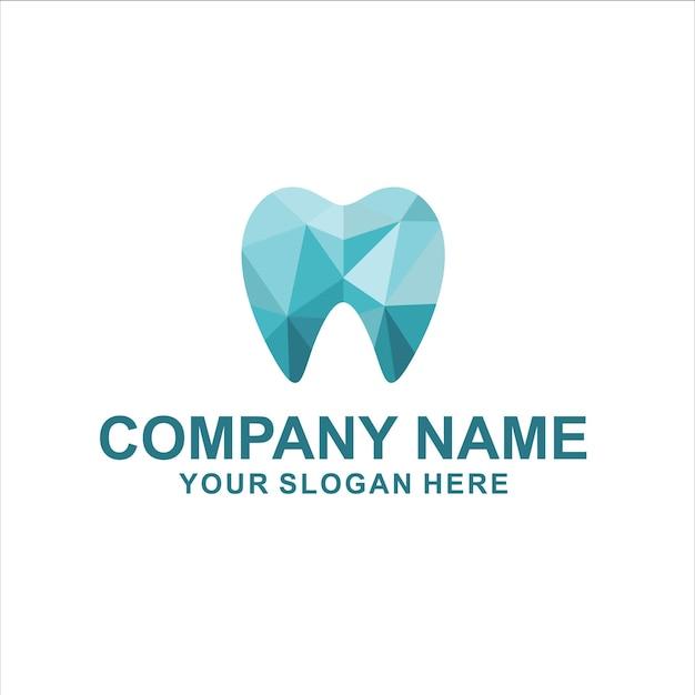 Vecteur De Logo Dentaire Vecteur Premium