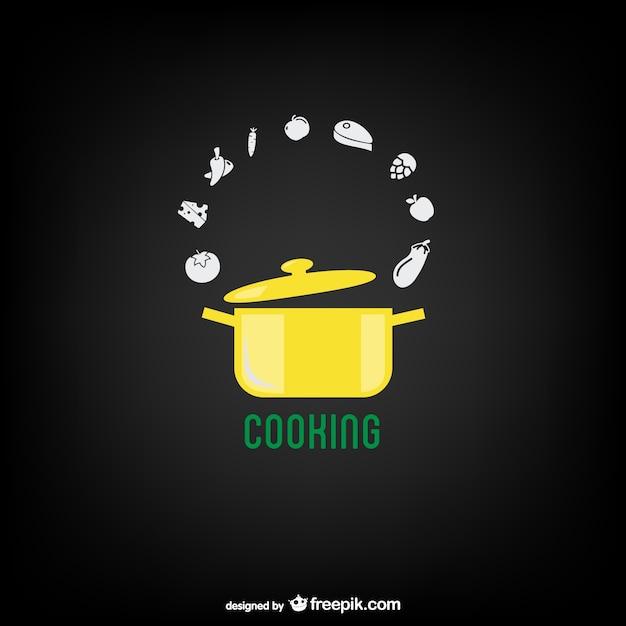 Vecteur Marmite Gratuit Vecteur Premium