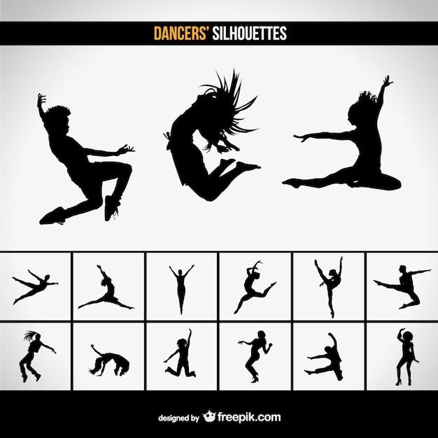 Danse Saut  Vecteurs Et Photos Gratuites