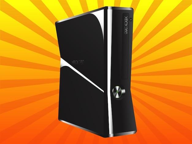 Vecteur de la technologie de jeu xbox de microsoft Vecteur gratuit