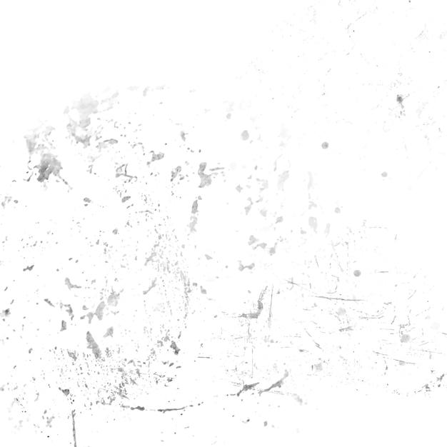 Vecteur de texture en détresse grunge blanc Vecteur gratuit