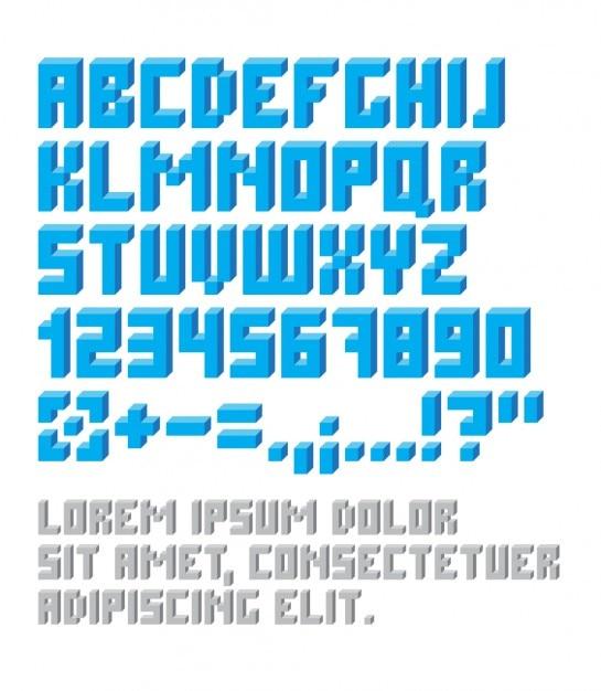 vintage pix u00e9lis u00e9 typographie