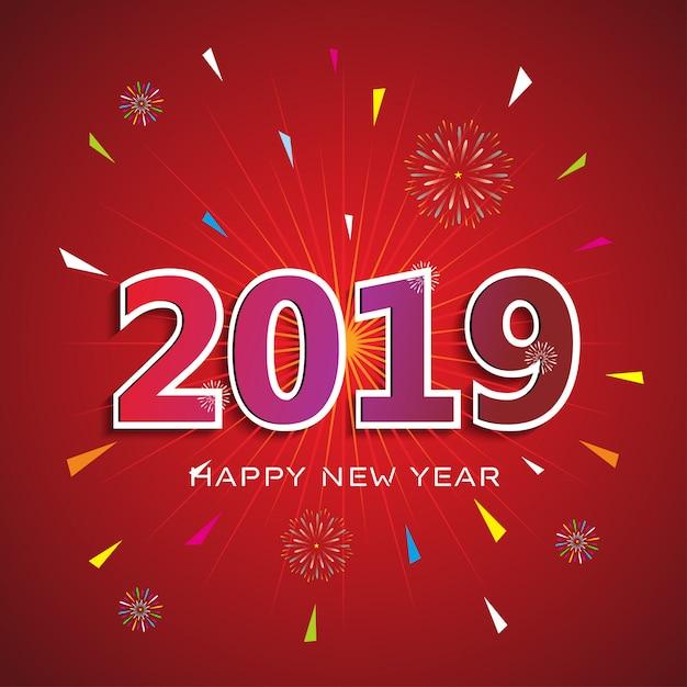 imagenes feliz año 2019 felices fiestas