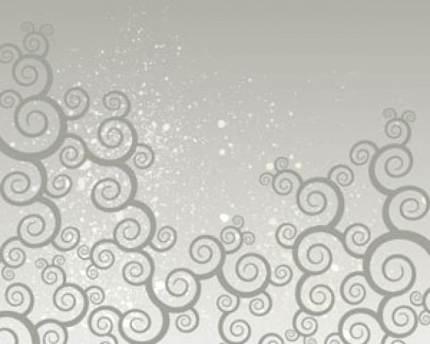 acciones floral de fondo # 01 Vector Gratis
