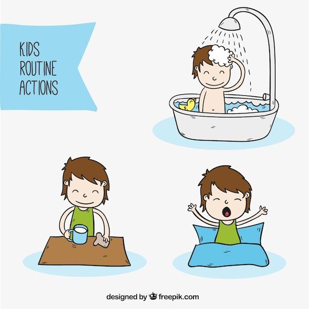 actividades diarias