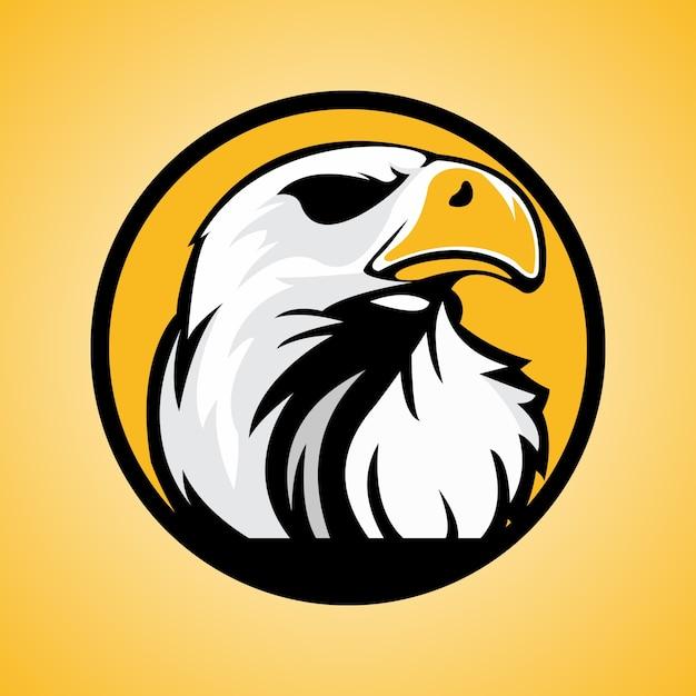 Águila fuerte   Descargar Vectores Premium
