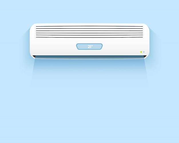 Aire acondicionado, brisa refrescante Vector Premium
