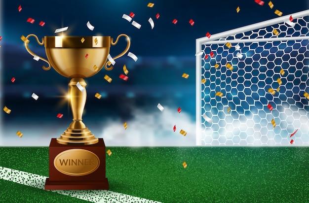 Antecedentes para el campeonato de fútbol Vector Premium