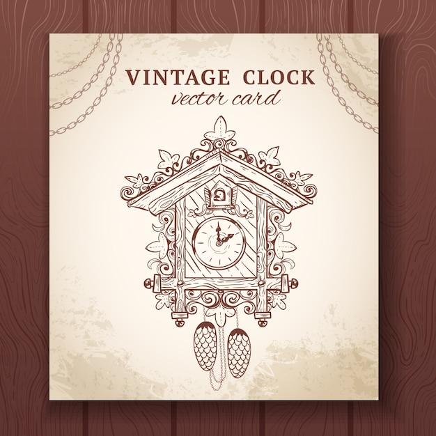 Reloj Cucu Vectores Fotos De Stock Y Psd Gratis