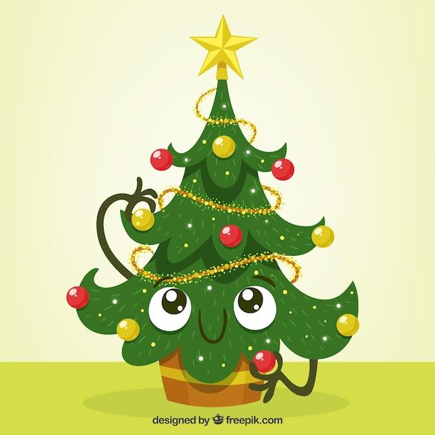 Dibujo De Arbol Navidad 033 Dibujos Y Juegos Para Pintar Y Colorear