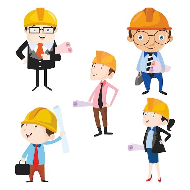 Arquitecto ingeniero constructor trabajador arquitectura for Arquitecto constructor