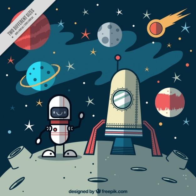 cohetes de astronauta - photo #10