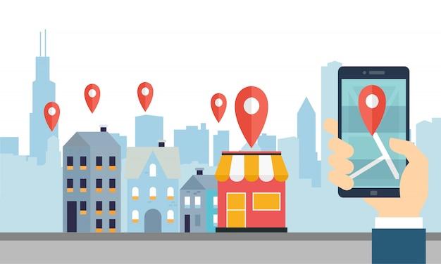 facebook negocios locales