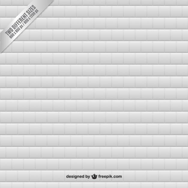 azulejos blancos fondo vector gratis